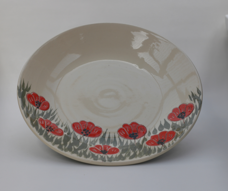 Edition Mahnblööm dunkel Liwi Keramik